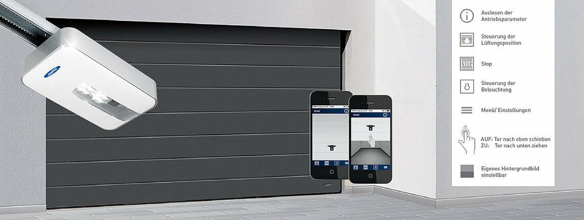 Smart-Garage